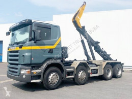 Scania R420 CB8x4MNZ CB8x4MNZ, Retarder Klima/R-CD truck used hook arm system