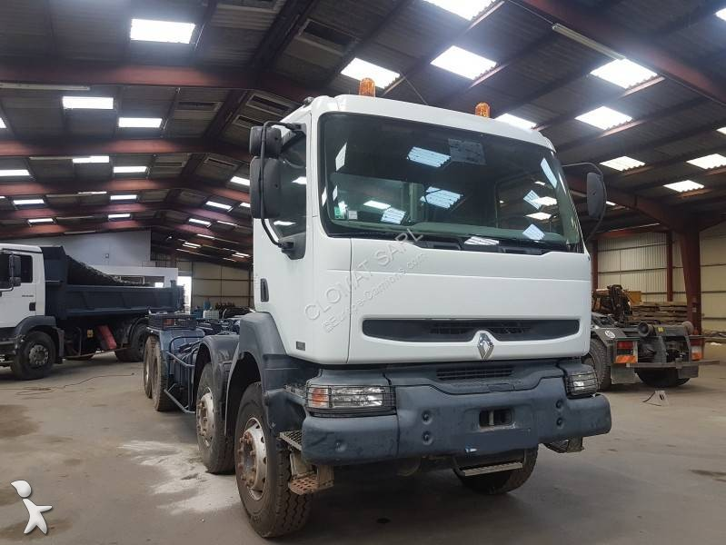 Voir les photos Camion Renault Kerax 420 DCI