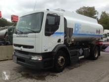 Vrachtwagen tank koolwaterstoffen Renault Premium 270
