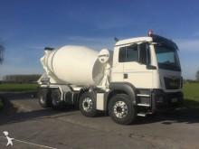 Camion MAN TGS 32.400 TM béton toupie / Malaxeur occasion