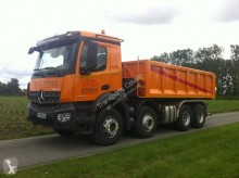 Mercedes construction dump truck Arocs 3240