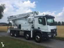 Mercedes Arocs 3240 truck used concrete mixer + pump truck concrete