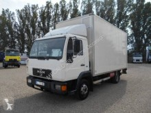 Camion MAN L2000 fourgon polyfond occasion