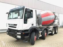 ciężarówka nc Trakker AD340T41 8x4 Trakker AD340T41 8x4 Klima