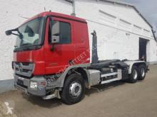 Kamion vícečetná korba Mercedes Actros 2644 K 6x4 MPIII 2644 K 6x4 MPIII, Retarder
