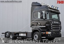 Camion châssis occasion Scania R 500