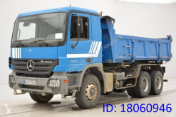 Camion Mercedes Actros 3332 bi-benne occasion
