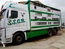 Camion remorcă transport animale Mercedes Actros 2560