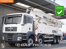 MAN TGA 41.430 truck new concrete pump truck