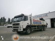 Camión caja abierta Volvo FM12 340