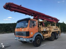 Mercedes 2626 truck used concrete pump truck