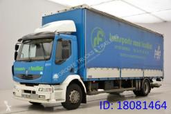 Vrachtwagen Schuifzeilen Renault Midlum 280 DXI