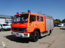 Camion Mercedes 1120 F LF 16 Feuerwehrwagen SFZ