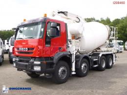 Camião betão betoneira / Misturador Iveco AD410T45 pump/mixer 28 m