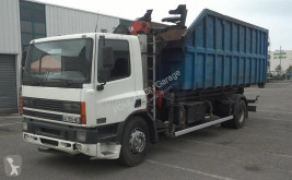 DAF 75 ATI 300 truck used hook lift