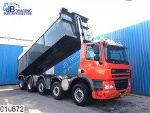 Camion Ginaf X 5250 TS 10x4, EURO 5, Airco, Airpress cabin, Asfalt transport, Isolated benne occasion