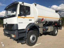 Mercedes Atego 1828 truck used oil/fuel tanker