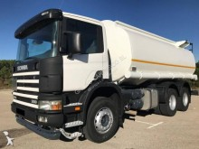 Scania C 94C300 truck used oil/fuel tanker