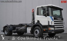 Camion Scania G 94G260 porte containers occasion