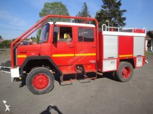 Iveco Magirus truck used wildland fire engine