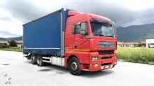 Camion cu prelata si obloane second-hand MAN TGA 26.480