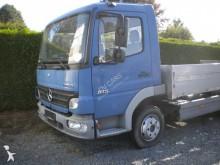 Camión Mercedes Atego 815 caja abierta estándar usado