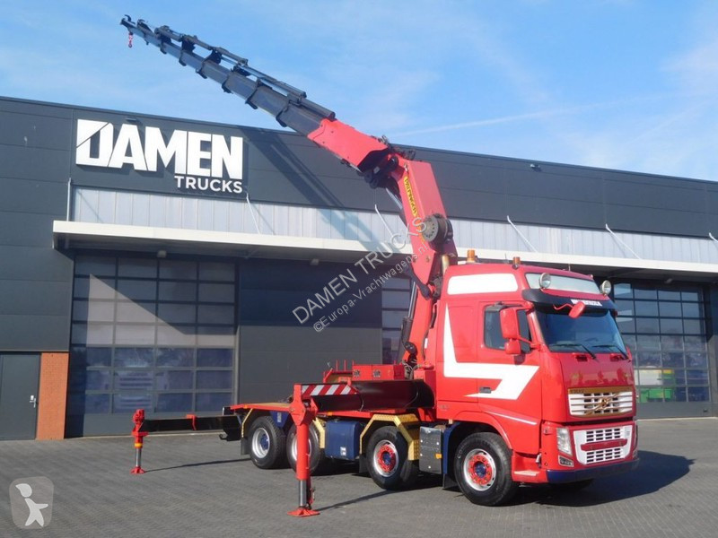 Voir les photos Camion Volvo FH 480