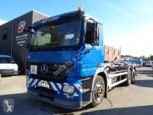 Camion porte containers occasion Mercedes Actros 2636