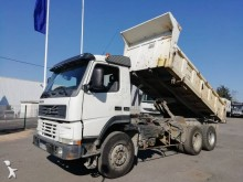 Volvo two-way side tipper truck FM 420