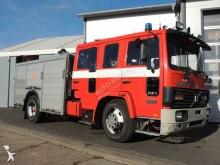 Used wildland fire engine truck Volvo FL 614
