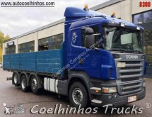Camion plateau ridelles Scania R 420