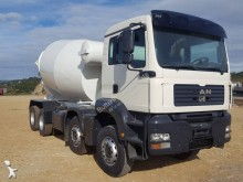 MAN TGA 35.360 truck used concrete mixer