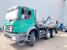 Kamión vozidlo s hákovým nosičom kontajnerov Mercedes Axor 2533 K 6x2 2533 K 6x2 Klima/Sitzhzg.