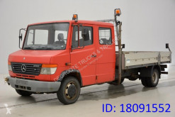 Mercedes Vario truck used flatbed