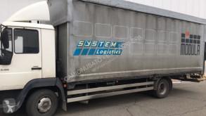 Camion centinato alla francese MAN TGL 8.180