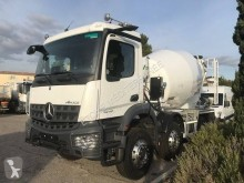 Camion Mercedes Arocs 3240 béton toupie / Malaxeur neuf