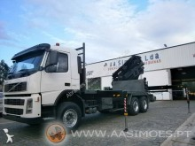 Volvo FM12 420 truck used flatbed