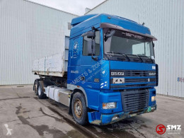 DAF XF 480 truck used container