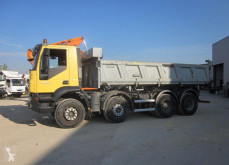 Iveco two-way side tipper truck Trakker 410 EURO 4
