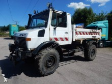 Camion Unimog benne occasion