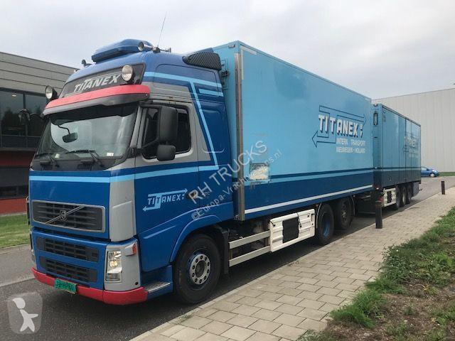 Voir les photos Camion remorque Volvo FH 480