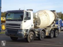 Camion DAF CF 85-360 8x4 / Liebherr 9m³ béton toupie / Malaxeur occasion