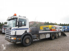 Scania car carrier truck