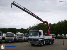 Camion Mercedes Actros 3348 plateau occasion