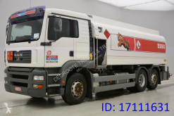 MAN TGA 26.310 truck used chemical tanker