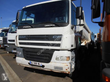 DAF CF85 380 truck used half-pipe tipper