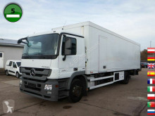 Mercedes Actros 1832 - KLIMA - CARRIER SUPRA 950 U Mt Tre truck used refrigerated