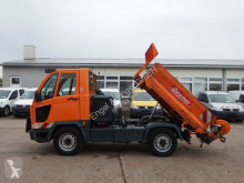 Multicar three-way side tipper truck M 30 Dreiseitenkipper - KLIMA AHK GMEINER Streua