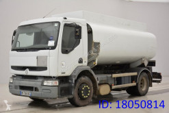 Kamión cisterna chemické výrobky Renault Premium 270