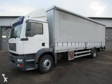 MAN TGM 18.240 truck used tautliner